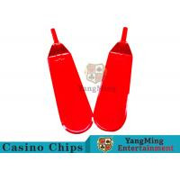 Quality Baccarat Acrylic Plastic Casino Game Accessories Comfortable Poker Brand Shovel for sale