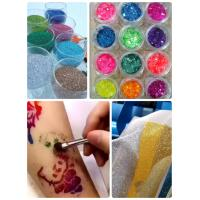 Buy cheap Cosmetic Grade Glitter Pigment Glitter Powder for Textile Printing Inks ,Paints ,Coatings product