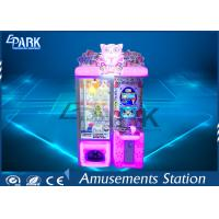 Buy cheap Kids Coin Operated Gift Scratch Crane Claw Game Machine 1 Year Warranty from wholesalers