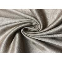 China 130D 100% Polyester Faux Suede Fabric Comfortable Handfeel For Pet Supplies And Sofa on sale
