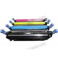 China Compatible Q6460A HP Laser Printer Toner Cartridges Black Recycling With OPC Drum on sale