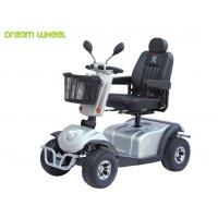 Buy cheap 6Km - 15Km / H Powerful 4 Wheel Off Road Mobility Scooter 1000W 24V Motor product