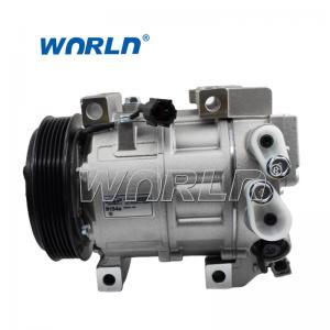 Buy cheap Nissan Infiniti M45 DCS17E 6PK 67666 Fixed Displacement Compressor product