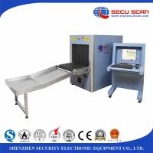 Buy cheap Machines du bagage X Ray de boîte de nuit from wholesalers