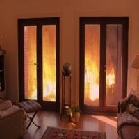 Buy cheap extra resistant factory Glass curtain wall fire resistant glass product