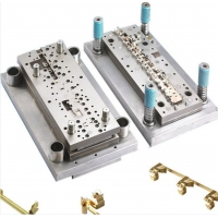 Buy cheap Metal Insulated Terminals Forming Precision Stamping Die product