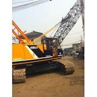 China used crawler crane kobelco 50T 7055 crane for sale on sale