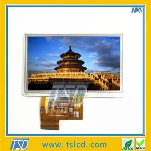 """Buy cheap DST 4,3"""" interface 480x272 de l'affichage 24Bits RVB d'affichage à cristaux liquides de tft de pouce avec l'écran tactile résistif product"""