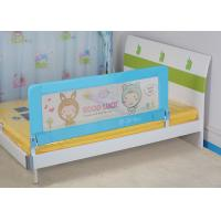 Buy cheap Blue Home Bed Safety Rails , Foldable Youth Kids Bed Safety Rail For Twin Bed product
