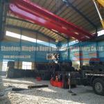 Buy cheap Indoor Workshop Using Double Girder Overhead Crane 10 ton 15 ton 20 ton 30 ton product