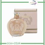 Buy cheap Decoration OEM Custom Printed Paper Perfume Box Matt Lamination Surface product