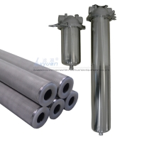 Buy cheap Single Core Polished 10 20 Inch SS Cartridge Filter Housings product