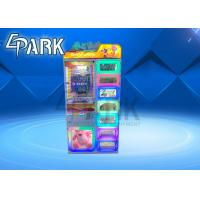 Buy cheap Easy Operation Claw Vending Machine / Arcade Claw Arcade Machine 220V from wholesalers
