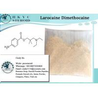 Buy cheap New Arrived Local Anesthetic Powders Larocaine Dimethocaine With Safe Shipping product