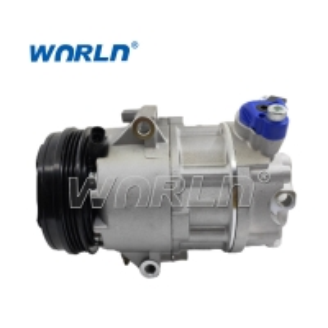 Buy cheap 5U0820803 CS20053 Vehicle AC Compressor Volkswagen Golf Trend Saveiro Fox Suran Voyage 2009 1.0 8V. Motor Polea product