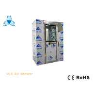 Buy cheap 1 Person Stainless Steel Air Shower AC380V With LCD Touch Screen product
