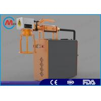 Buy cheap Garden Tools Portable CNC CO2 Laser Marking Machine , Durable Metal Laser Marker Machine product