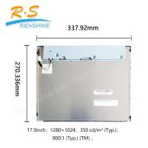 """Buy cheap La pantalla industrial 17"""" de AUO LCD llevó el monitor de exhibición SXGA from wholesalers"""