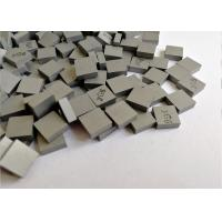 Buy cheap Carbide Buttons PCD Inserts , Power Tool Parts Carbide Tips For Saw Blades product