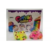 Buy cheap Stress Relief Transparent Crystal Slime Mud Children ' s Play Toys Stretchy Soft from wholesalers
