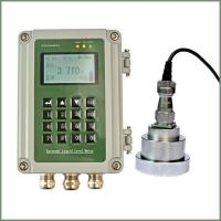 Buy cheap Ultrasonic liquid level meter install outside the tank product