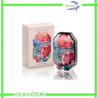 Buy cheap Customized Colorful Paper Perfume Gift Box  With Lid , Perfume in Box product