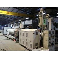 China Pipe Extrusion Line yongxin Supply--pe pipe line--pipe extrusion machine-extruder on sale