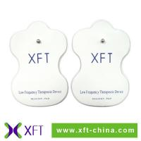 China Body Massage Tens Machine Electrode Pads With Durable Integral Structure on sale