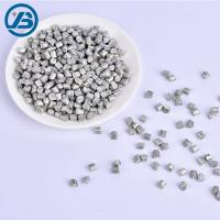 China Magnesium Oxide Ball Mg Granules For Drinking Water Treatment Flliter on sale