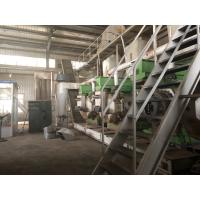 Buy cheap Capacity Customized Biomass Pellete Machinery Production Plant with Scada Control product