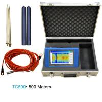 Buy cheap PQWT-TC500 500 Meters Deep Underground Water Exploration Locator product