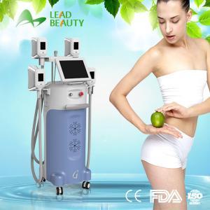 Buy cheap corps froid de grosse perte de cryolipolysis sculptant la machine avec 4 poignées product