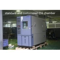 Buy cheap Low Noise Controlled Environment Chamber / Temperature Test Chambers For Automotive Parts product