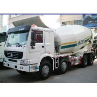 Buy cheap HOWO 8*4 15cbm mixer truck for sale product