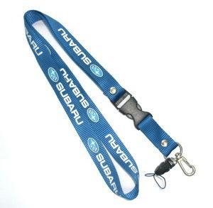 Buy cheap Examinez imprimer des lanières de cou de carte/téléphone portable d'identification avec la boucle en plastique product
