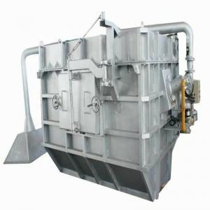 Buy cheap Gas Aluminum Scrap / Metal Melting Furnace Reveberatory 1000Kg Capacity product