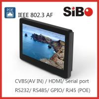 SIBO Enhanced Tablet With RS232 RS485 POE