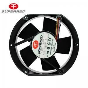 Buy cheap Two Ball Bearing CHA17212A DC 780g Pc Fan PWM product