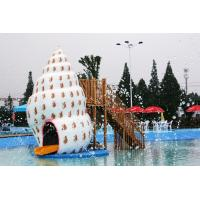 Family Water Park Resorts Swimming Pool Commercial Water Slide For Kids