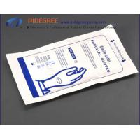 Sterial latex surgical gloves from lison enterprise ltd, china.