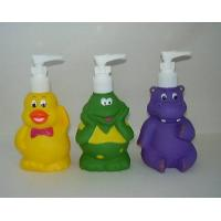 Buy cheap Vinyl Baby Bath Shower ToyWith Toothbrush Holder / Tumbler / Soap Dish product