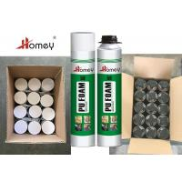 Buy cheap PU Foam Spray For Filling And Sealing Gaps / Joint / Openings from wholesalers
