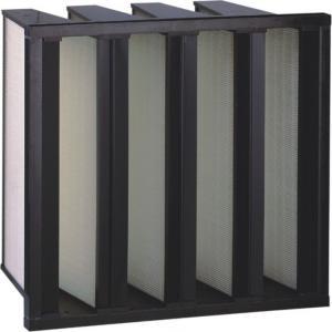 Buy cheap Воздух воздушных фильтров стеклоткани рамки средств массовой информации пластиковый регулируя блок from wholesalers