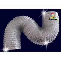 "Buy cheap Flexible Ductwork Application 2""~20"" aluminum foil flexible duct hose product"