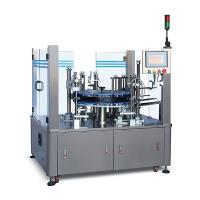 Buy cheap Vertical Type Pharmaceutical Processing Machines Semi Automatic Cartoning Machine product