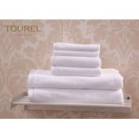 Buy cheap White Cotton Wholesale Hand Towels Bulk Plain Polyester Commercial Hand Towels product
