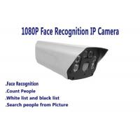 Buy cheap Waterproof Face Recognition and Count People IP Camera product