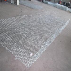 China galvanized gabion wire mesh wall mesh on sale