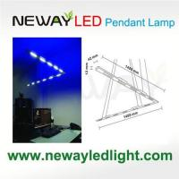 Buy cheap Wireless Suspended Linear Direct & Indirect Light Fixture 3W COB LED product