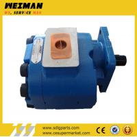 Buy cheap PERMCO GEAR PUMP FOR WHEEL LOADER product